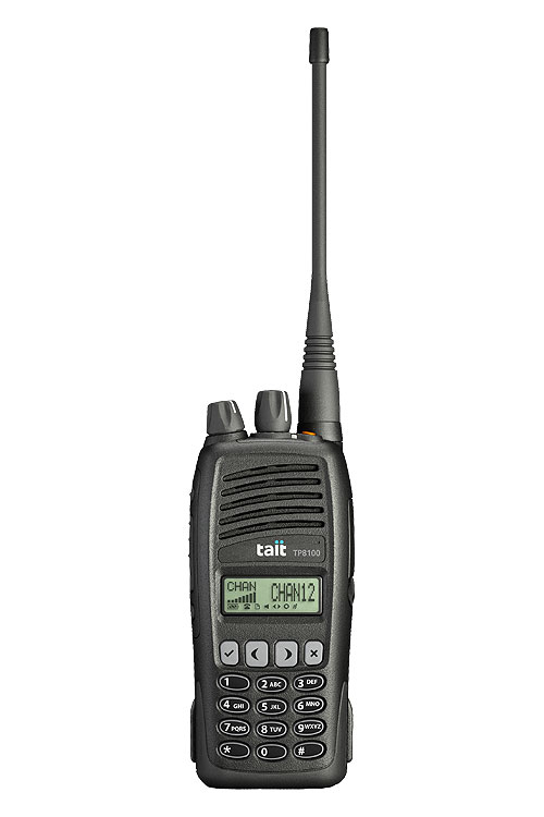 Tp8100 Overview Tait Communications