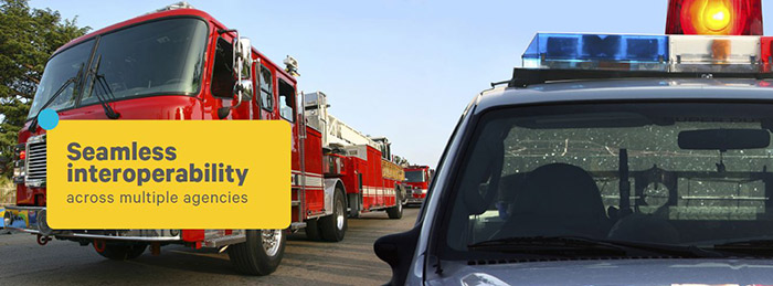 P25 Radio Communications Solutions for Public Safety