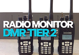 DMR Tier 2 User Features - Radio Monitor