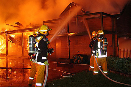 Country Fire Authority, VIC, Australia