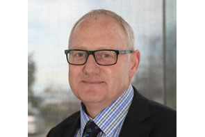 Tait Communications' CEO Garry Diack