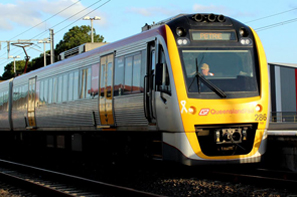 Queensland Rail operate Australia's largest rail network