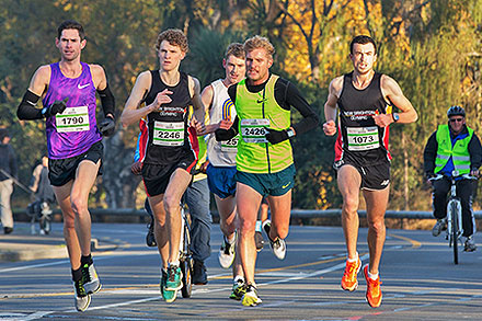 Christchurch Marathon - New Zealand