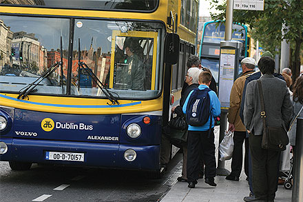 Dublin Bus, Ireland