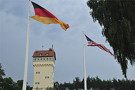 US Army Joint Multinational Readiness Center, Hohenfels, Germany