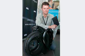 Electronic fold-up YikeBike founder Grant Ryan was announced a 2011 finalist in the Dell Innovative Hardware Product category.