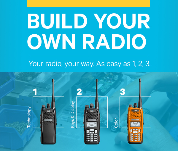 Build your own radio. Your radio, your way.
