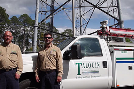 Talquin Electric Cooperative, FL, USA