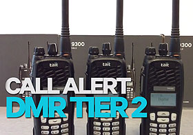 DMR Tier 2 User Features - Call Alerts