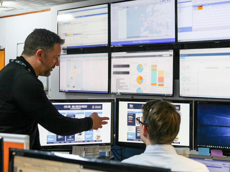 Effective Network Monitoring and Management
