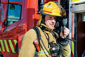 The Firefighter's Guide to Open Standard P25 Communications
