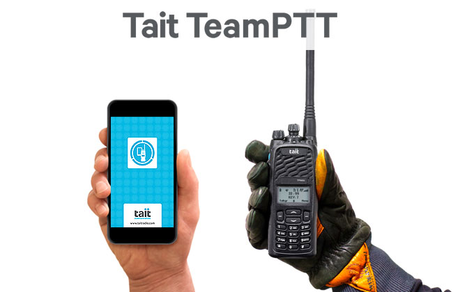 PTToC solution from Tait