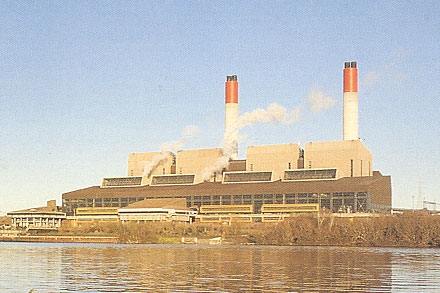 Huntly Power Plant, New Zealand